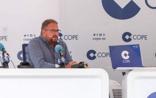 Antonio Rodríguez Osuna en Cope